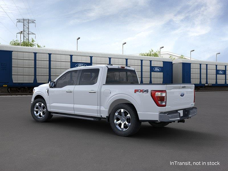 2021 Ford F-150 SuperCrew Cab 4x4, Pickup #MFA49538 - photo 2