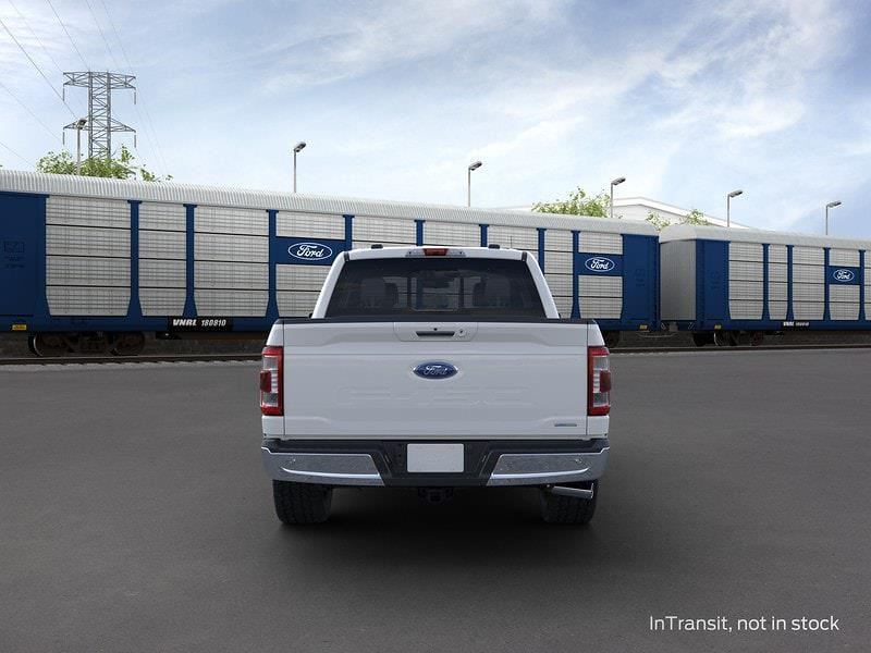 2021 Ford F-150 SuperCrew Cab 4x4, Pickup #MFA49538 - photo 5