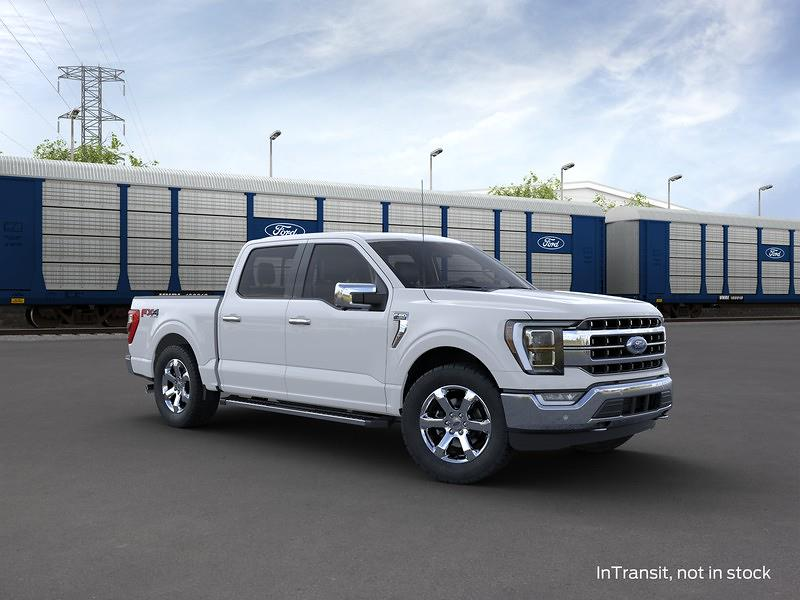 2021 Ford F-150 SuperCrew Cab 4x4, Pickup #MFA49538 - photo 7