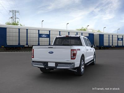 2021 Ford F-150 SuperCrew Cab 4x4, Pickup #MFA49538 - photo 8