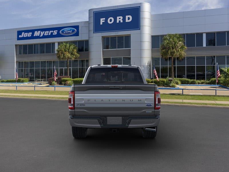 2021 Ford F-150 SuperCrew Cab 4x4, Pickup #MFA49683 - photo 5