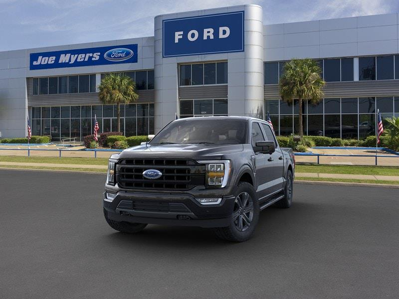 2021 Ford F-150 SuperCrew Cab 4x4, Pickup #MFA58796 - photo 3