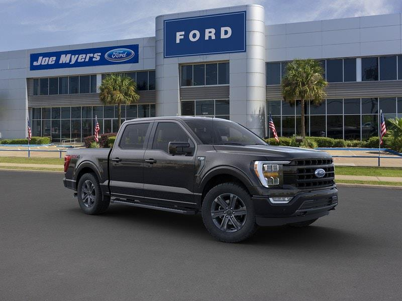 2021 Ford F-150 SuperCrew Cab 4x4, Pickup #MFA58796 - photo 7