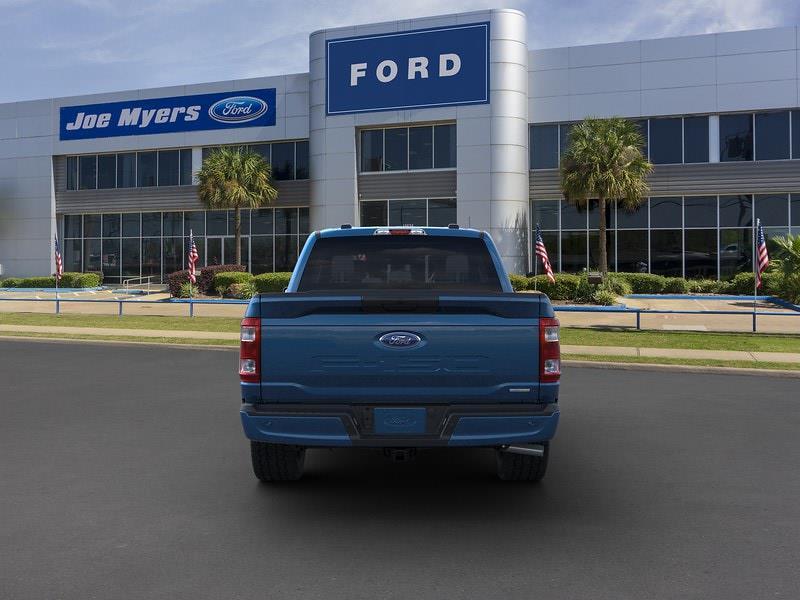 2021 Ford F-150 SuperCrew Cab 4x4, Pickup #MFA58895 - photo 10