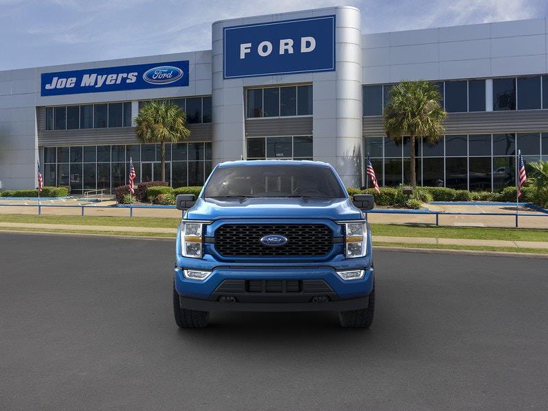 2021 Ford F-150 SuperCrew Cab 4x4, Pickup #MFA58895 - photo 11