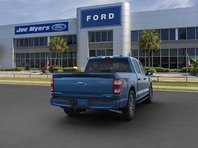 2021 Ford F-150 SuperCrew Cab 4x4, Pickup #MFA58895 - photo 13