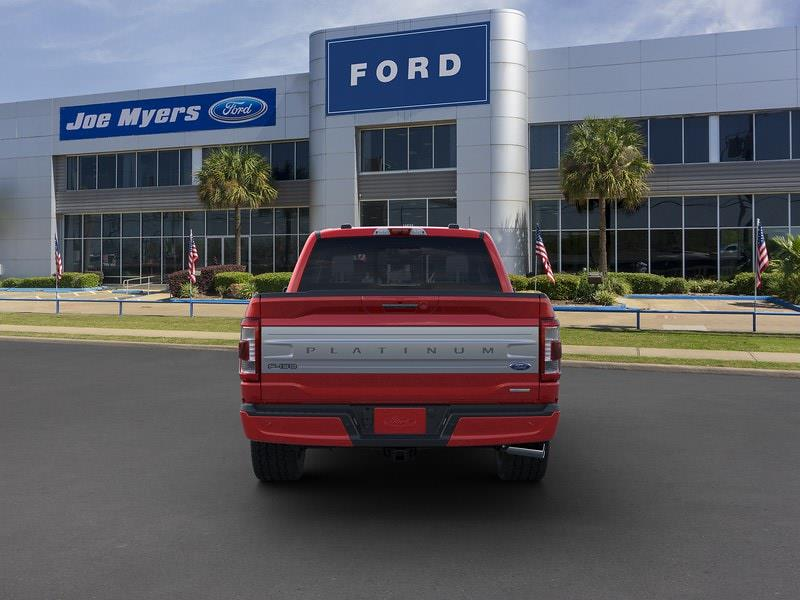 2021 Ford F-150 SuperCrew Cab 4x4, Pickup #MFA59767 - photo 5
