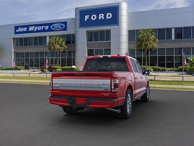 2021 Ford F-150 SuperCrew Cab 4x4, Pickup #MFA59767 - photo 8