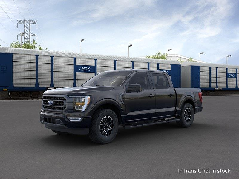 2021 Ford F-150 SuperCrew Cab 4x2, Pickup #MFA68766 - photo 1