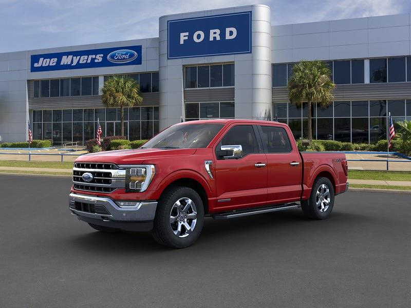 2021 Ford F-150 SuperCrew Cab 4x4, Pickup #MFA77399 - photo 1