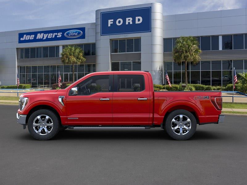 2021 Ford F-150 SuperCrew Cab 4x4, Pickup #MFA77399 - photo 4