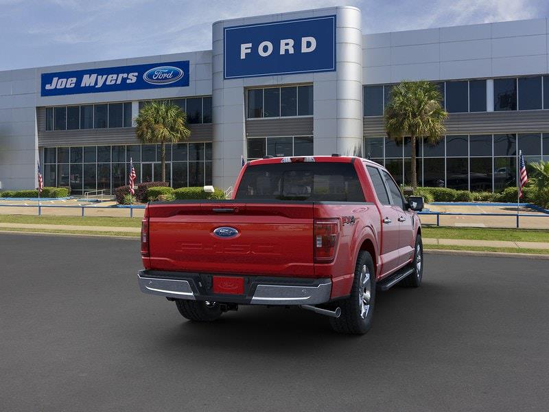 2021 Ford F-150 SuperCrew Cab 4x4, Pickup #MFA77399 - photo 8