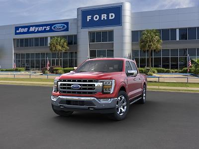 2021 Ford F-150 SuperCrew Cab 4x4, Pickup #MFA77399 - photo 3