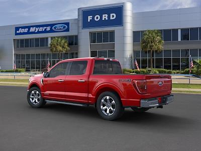 2021 Ford F-150 SuperCrew Cab 4x4, Pickup #MFA77399 - photo 2