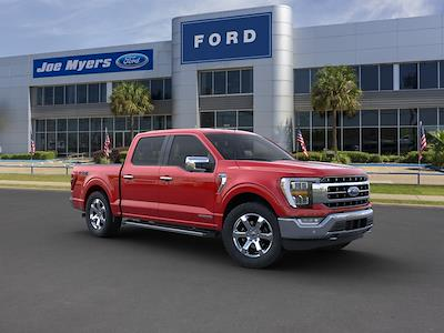 2021 Ford F-150 SuperCrew Cab 4x4, Pickup #MFA77399 - photo 7