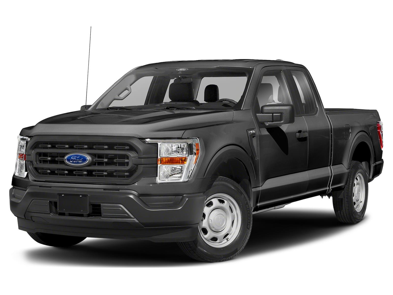 2021 Ford F-150 Super Cab 4x2, Pickup #MFA77480 - photo 1