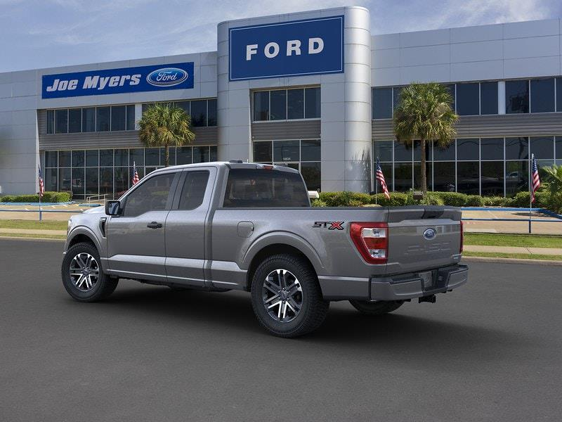 2021 Ford F-150 Super Cab 4x2, Pickup #MFA77480 - photo 2