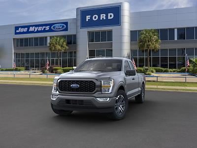 2021 Ford F-150 Super Cab 4x2, Pickup #MFA77480 - photo 7