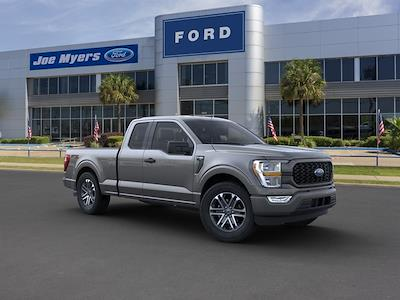 2021 Ford F-150 Super Cab 4x2, Pickup #MFA77480 - photo 11