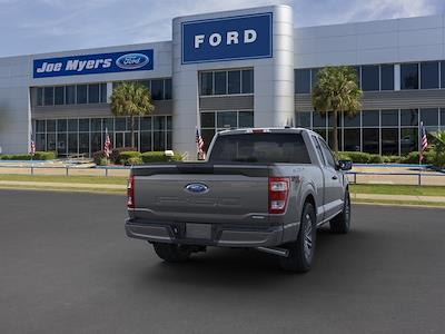 2021 Ford F-150 Super Cab 4x2, Pickup #MFA77480 - photo 12