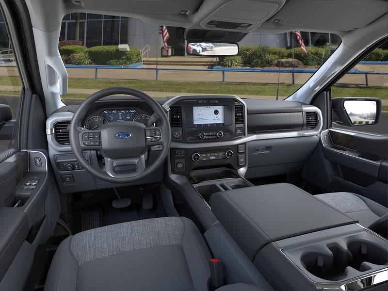 2021 Ford F-150 SuperCrew Cab 4x2, Pickup #MFA89795 - photo 9