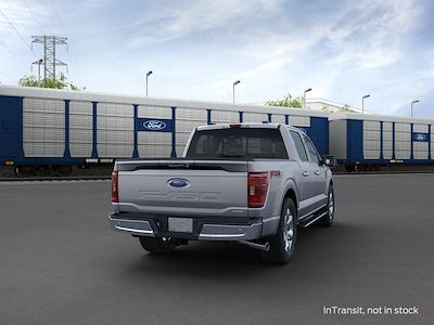 2021 Ford F-150 SuperCrew Cab 4x4, Pickup #MFA89797 - photo 8