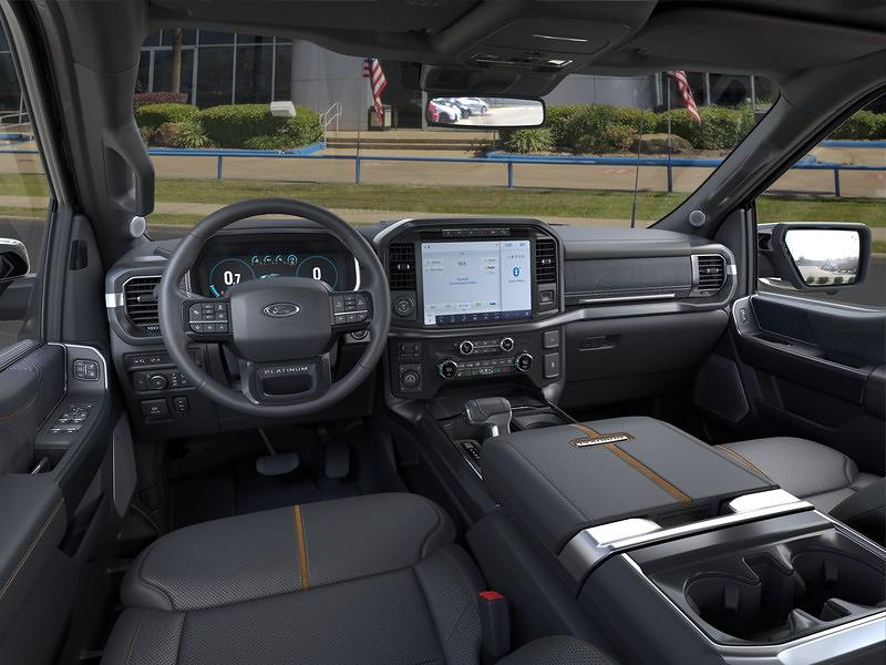 2021 Ford F-150 SuperCrew Cab 4x4, Pickup #MFA92736 - photo 9