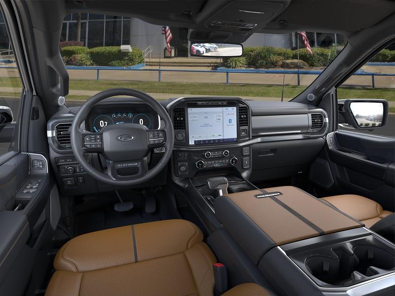 2021 Ford F-150 SuperCrew Cab 4x4, Pickup #MFA94224 - photo 9