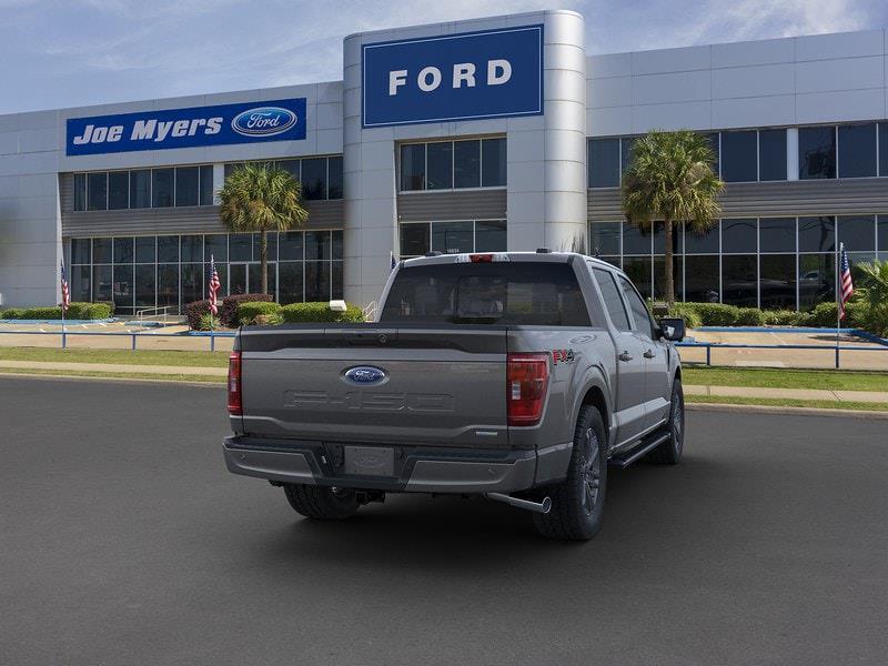 2021 Ford F-150 SuperCrew Cab 4x4, Pickup #MFB00055 - photo 8