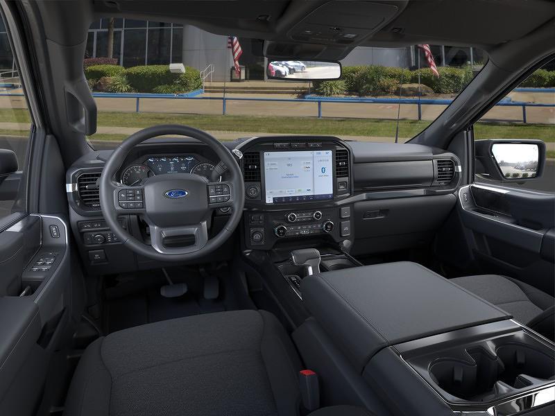 2021 Ford F-150 SuperCrew Cab 4x4, Pickup #MFB00055 - photo 9