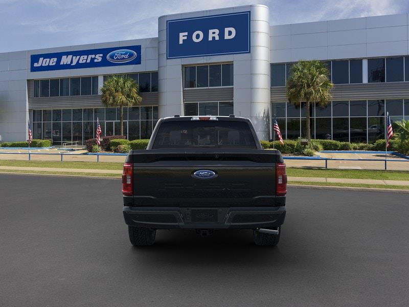 2021 Ford F-150 SuperCrew Cab 4x4, Pickup #MFB04003 - photo 5