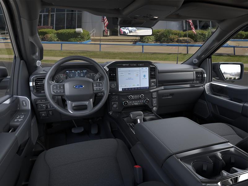 2021 Ford F-150 SuperCrew Cab 4x4, Pickup #MFB04003 - photo 9