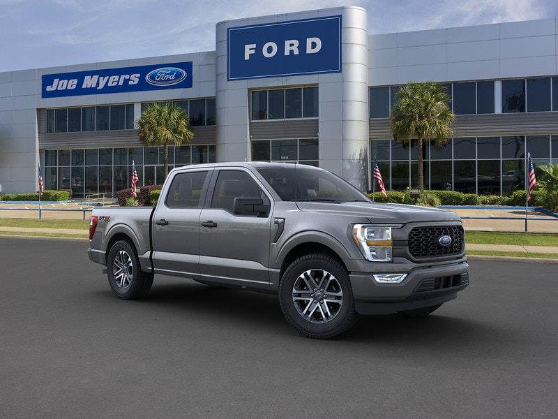 2021 Ford F-150 SuperCrew Cab 4x2, Pickup #MFB08546 - photo 7