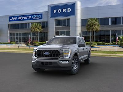 2021 Ford F-150 SuperCrew Cab 4x2, Pickup #MFB08546 - photo 3