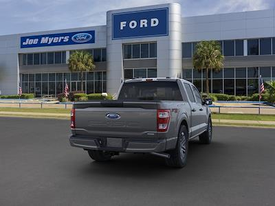 2021 Ford F-150 SuperCrew Cab 4x2, Pickup #MFB08546 - photo 8