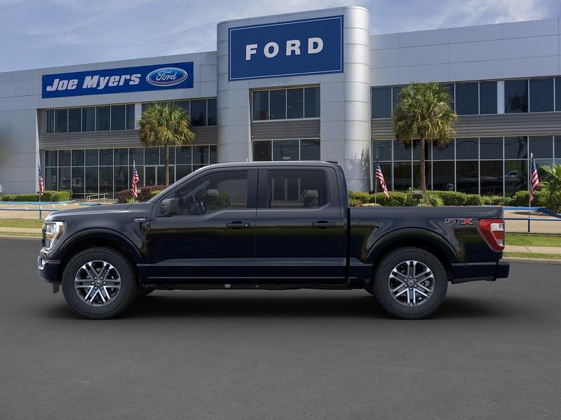 2021 Ford F-150 SuperCrew Cab 4x2, Pickup #MFB08553 - photo 4