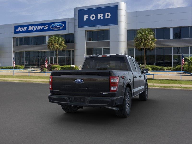 2021 Ford F-150 SuperCrew Cab 4x2, Pickup #MFB08553 - photo 8
