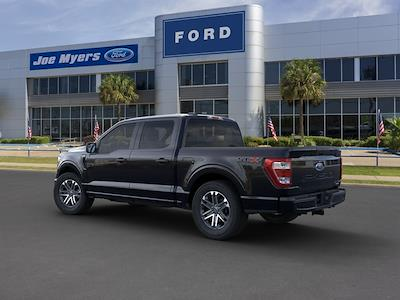 2021 Ford F-150 SuperCrew Cab 4x2, Pickup #MFB08553 - photo 2