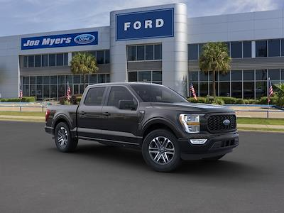 2021 Ford F-150 SuperCrew Cab 4x2, Pickup #MFB08553 - photo 7