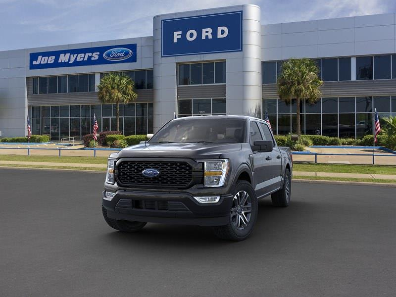 2021 Ford F-150 SuperCrew Cab 4x2, Pickup #MFB08556 - photo 3