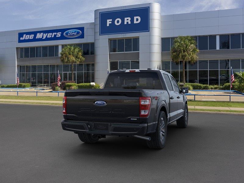 2021 Ford F-150 SuperCrew Cab 4x2, Pickup #MFB08556 - photo 8
