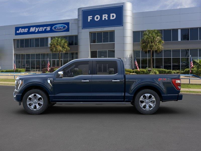 2021 Ford F-150 SuperCrew Cab 4x4, Pickup #MFB08655 - photo 4