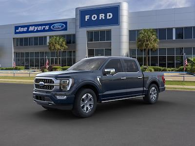 2021 Ford F-150 SuperCrew Cab 4x4, Pickup #MFB08655 - photo 1
