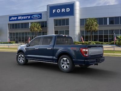2021 Ford F-150 SuperCrew Cab 4x4, Pickup #MFB08655 - photo 2