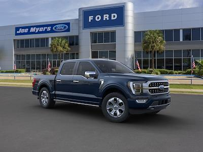 2021 Ford F-150 SuperCrew Cab 4x4, Pickup #MFB08655 - photo 7