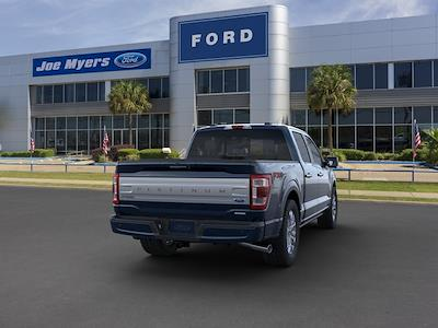 2021 Ford F-150 SuperCrew Cab 4x4, Pickup #MFB08655 - photo 8