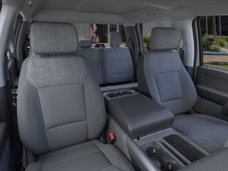 2021 Ford F-150 SuperCrew Cab 4x2, Pickup #MFB16290 - photo 10
