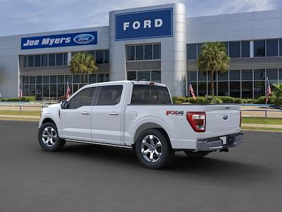 2021 Ford F-150 SuperCrew Cab 4x4, Pickup #MFB16295 - photo 2