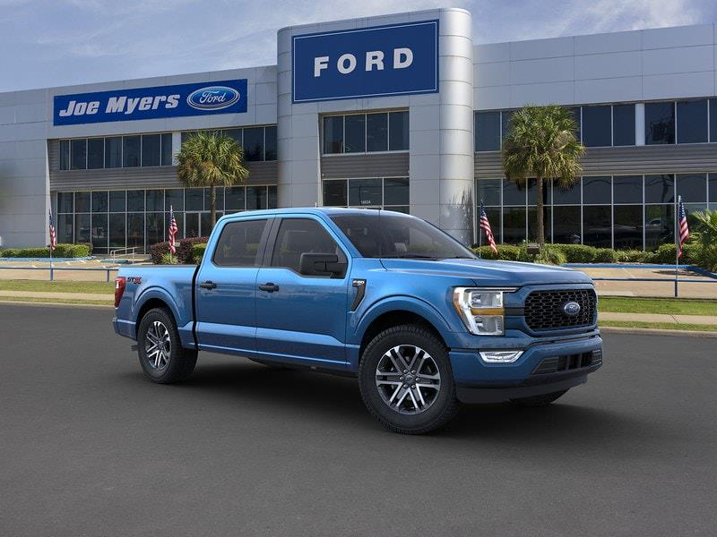 2021 Ford F-150 SuperCrew Cab 4x2, Pickup #MFB26664 - photo 7