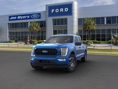 2021 Ford F-150 SuperCrew Cab 4x2, Pickup #MFB26664 - photo 3